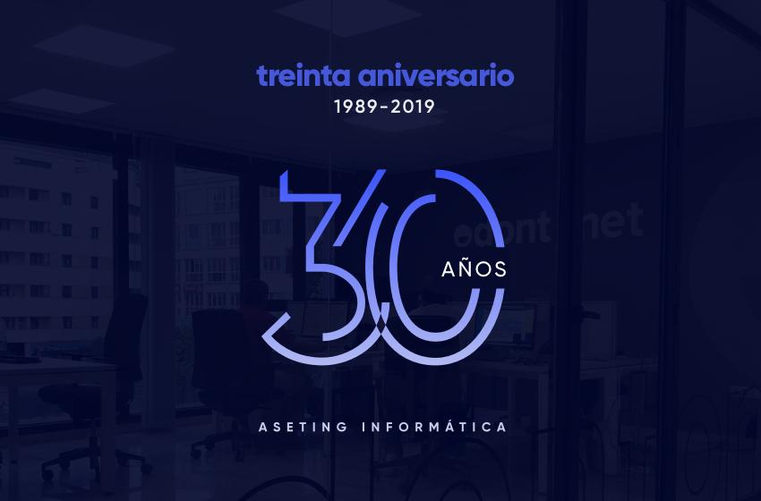 Aseting cumple 30 años. Entrevista a José Luís Rodríguez