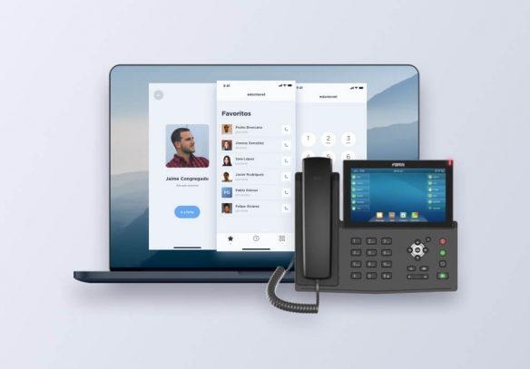 Centralita telefónica clínicas dentales