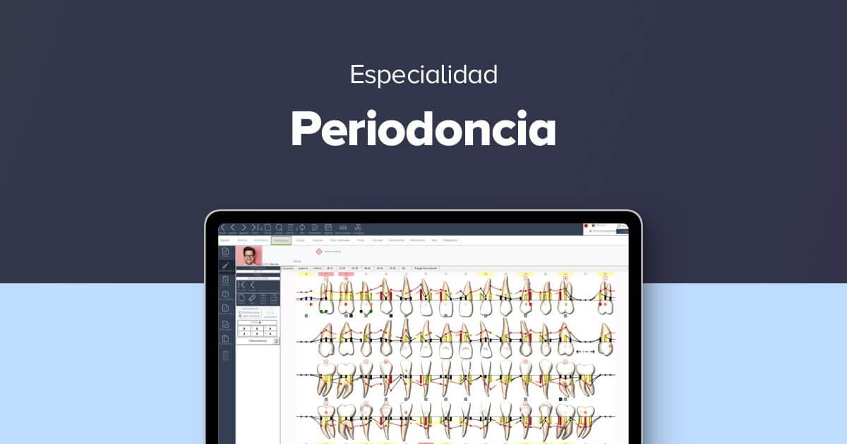 Software específico para periodoncistas
