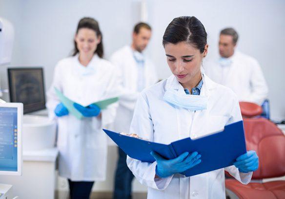 Administración de clínicas dentales