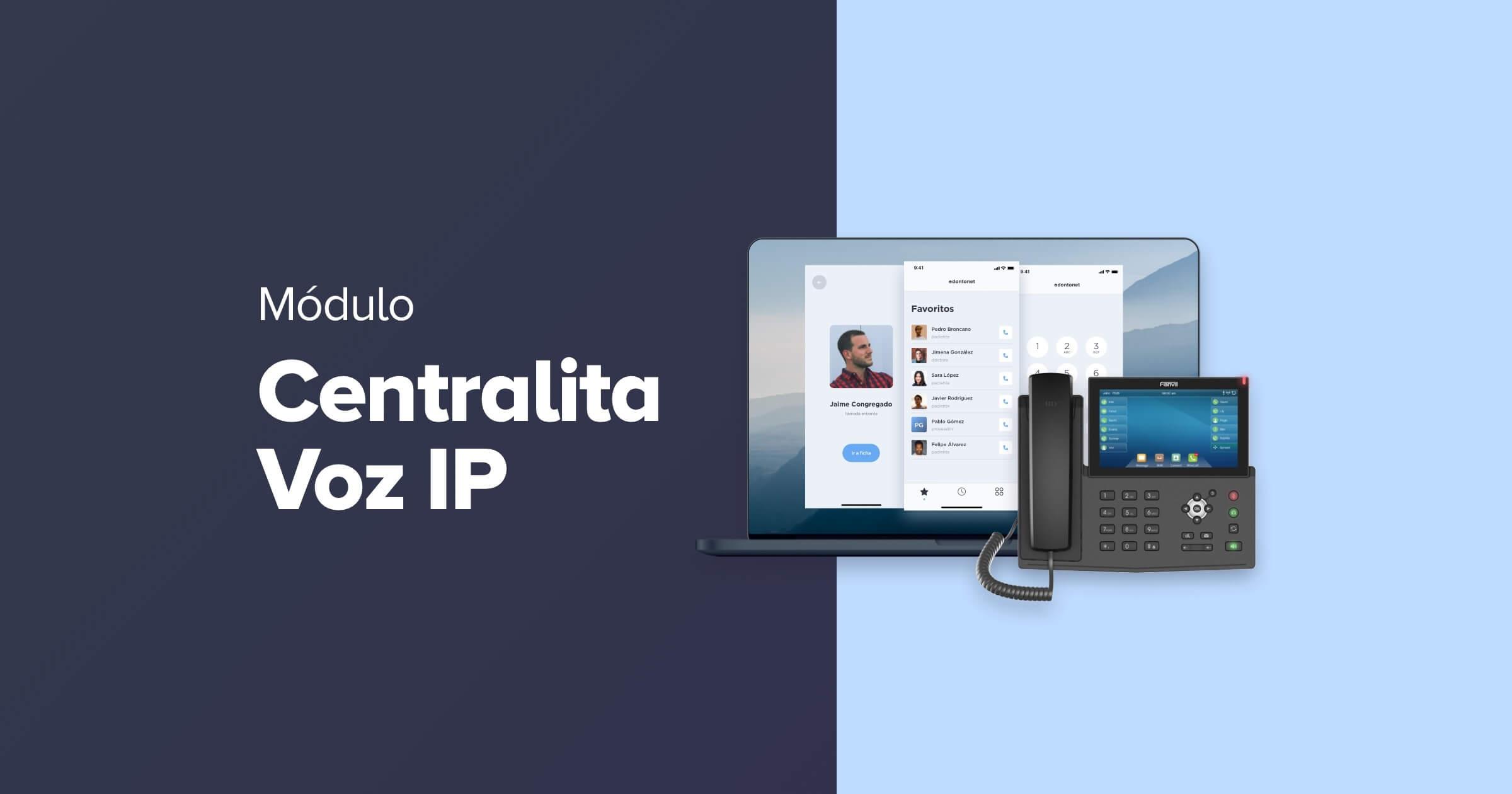 Una centralita telefónica virtual en tu clínica dental